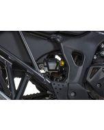 Krytka brzdovej kvapaliny Honda CRF1000L Africa Twin (2018+)/ CRF1000L Adventure Sports zadná, čierna