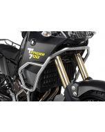 Padacie rámy z nerezovej ocele Yamaha Tenere 700