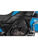 Ochranný kryt motora (set),čierny, pre Yamaha Tenere 700