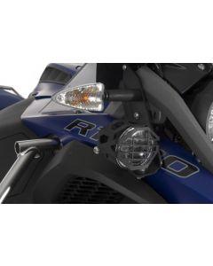 Set prídavných LED svetiel pravé hmlové / ľavé hmlové, BMW R1250GS Adventure/ R1200GS Adventure od 2014+, čierne