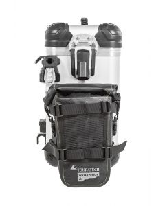 ZEGA Evo accessory holder set with additional bag+ EXTREME Edition by Touratech Waterproof
