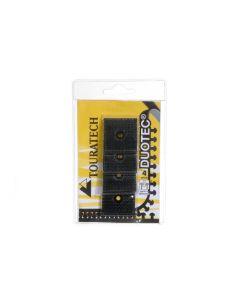 Duotec ® Power- suchý zips 4 ks a 32 mm x 32 mm