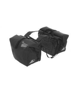 MOTO bočné tašky, čierne Touratech Waterproof