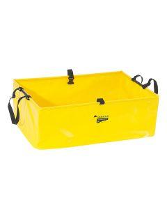 Skladacia nádoba, 50 litrov, žltá Touratech Waterproof