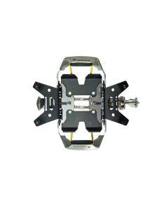 Handlebar mount for Garmin GPSMap 276Cx *lockable* black