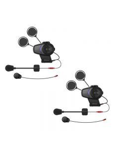 Sena 10S Bluetooth Communication System (duo set)