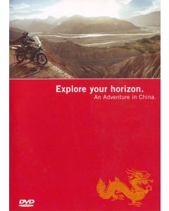 DVD Explore your horizon -  An Adventure in China