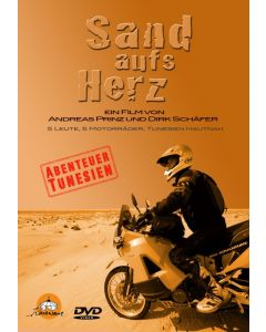 DVD - Sand aufs Herz  *Tunesien hautnah* Dirk Schäfer & Andreas Prinz
