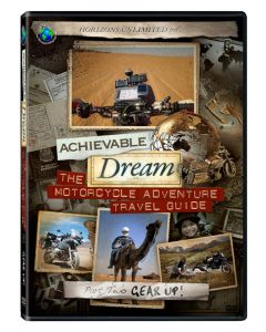 DVD The Achievable Dream Part two - Gear Up
