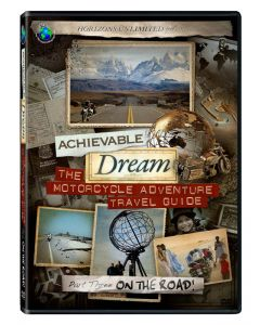DVD The Achievable Dream Part three - On the Road