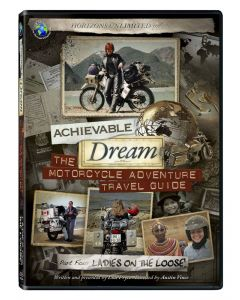 DVD The Achievable Dream Part four - Ladies on the Loose