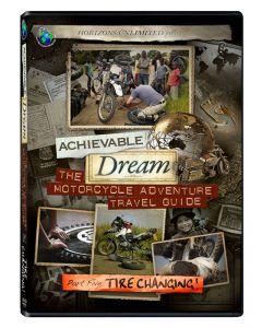 DVD The Achievable Dream Part five - Tire Changing