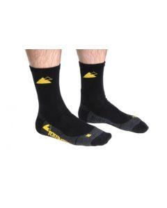 TOURATECH ponožky Heavy Duty Riding Socks s DEO®DORANT efektom, veľkosť M