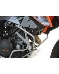 Padací rám * HORNÝ * (HardPart chladiča), KTM 690 Enduro / Enduro R