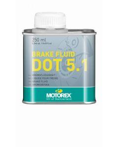 Motorex Brake Fluid 5.1 brzdová kvapalina