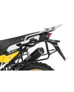 Nosič bočných kufrov z nerezovej ocele Honda CRF1000L Africa Twin (2018+) /CRF1000L Adventure Sports čierny