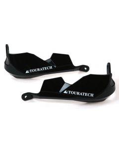 Touratech kryty rukovätí GD, čierne, Triumph Tiger 800 a Tiger Explorer