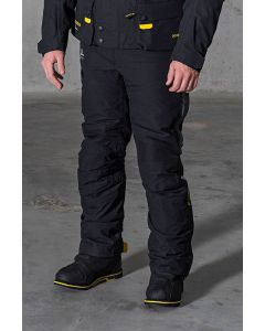 Compañero World2, motonohavice, pánske, predĺžené, čierne