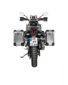 ZEGA Pro aluminium pannier system for Yamaha Tenere 700
