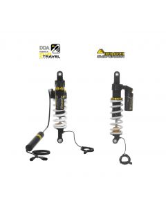 Touratech Suspension DDA / Plug & Travel podvozok - SET - pre BMW R1200GS / R1250GS Adventure od 2017